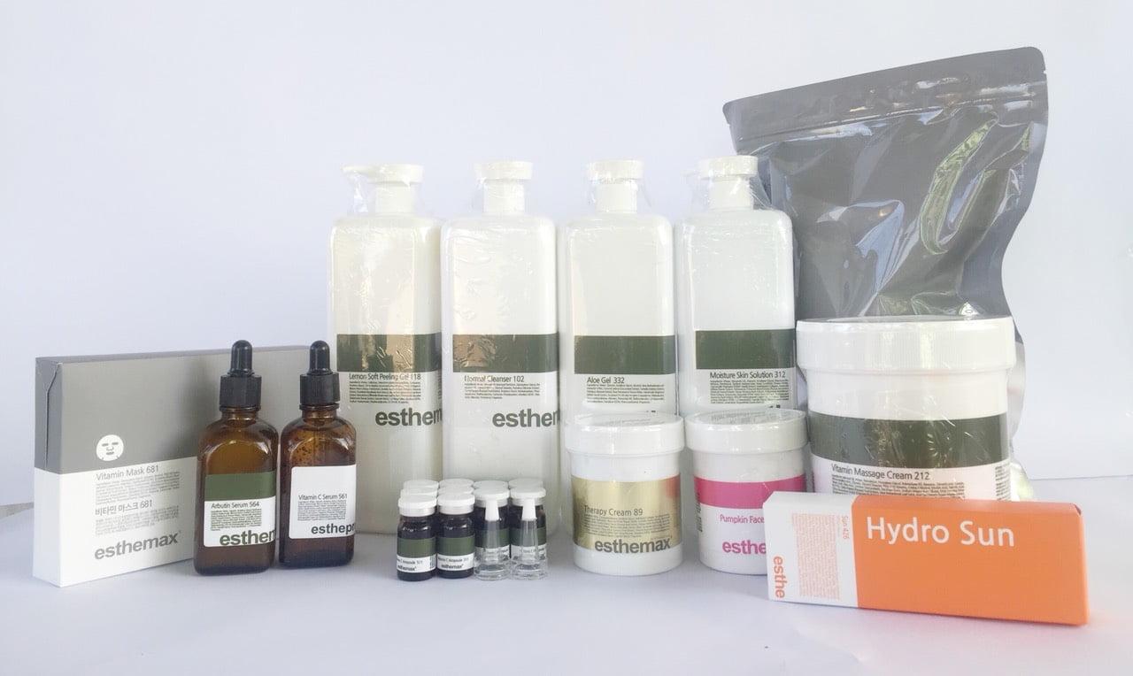 Mỹ Phẩm serum esthemax